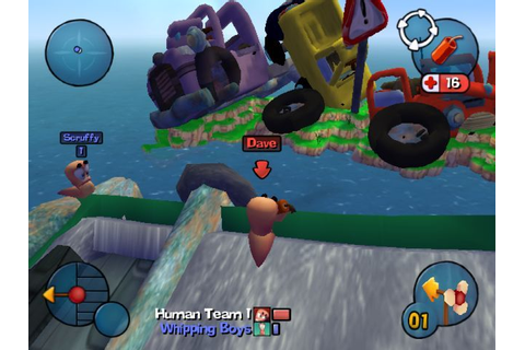 Worms 3D PC Game Free Download Full Version | World best ...