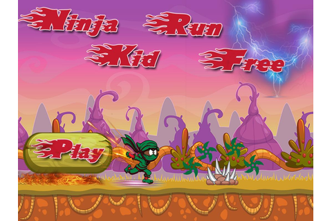 Ninja Kid Run Free - Fun Games for Android - APK Download