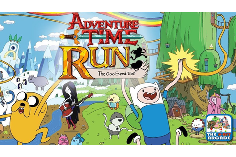Adventure Time Run: The Ooo Expedition - Don't Stop ...