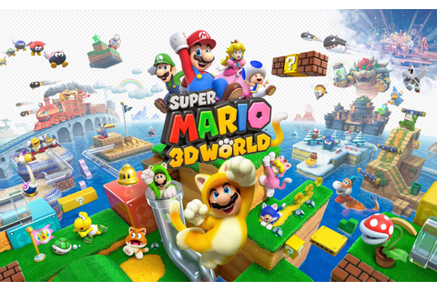 Super Mario 3D World (Video Game Review) - BioGamer Girl