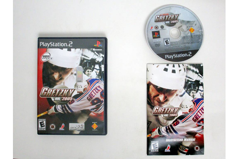 Gretzky NHL 2005 game for Sony PlayStation 2 | The Game Guy