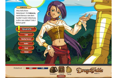 Dragon Fable Free MMO Game, Cheats & Review ...