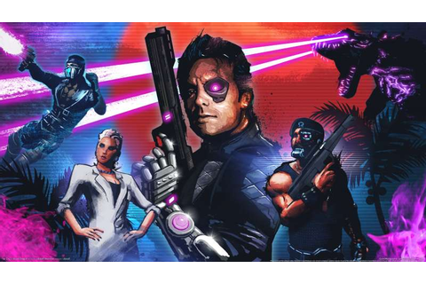 "Baixe Gratuitamente: ""Far Cry 3: Blood Dragon"" (por tempo ..."