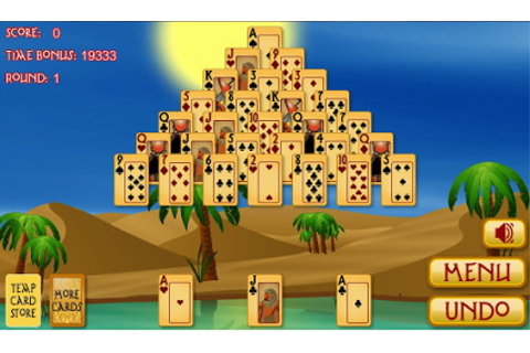 Pyramid Solitaire Egypt pour Android - Télécharger ...