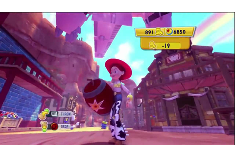 Toy Story 3 Video Game - Woody's Roundup - Part 8 *SPOILER ...