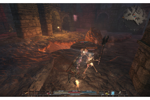 Arcania: Fall of Setarrif PC Review | GameWatcher