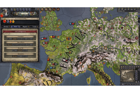 Expansion - Crusader Kings II: Conclave on Steam