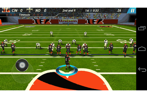 5 Best Free NFL Football Games for Android