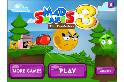 Starfall Play Mad Shapes 3 ADS | StarfallPlay