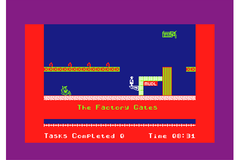 Download Technician Ted (Amstrad CPC) - My Abandonware