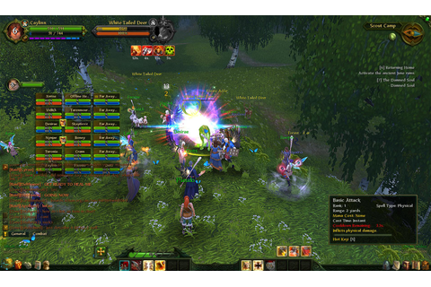 Allods Online: Pretty Good Game…and Free to Play | MMO ...
