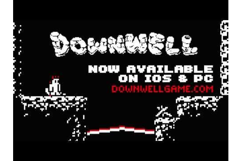 Downwell - Launch Trailer [iOS and PC] - YouTube