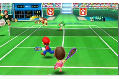 Mario Tennis Open Review (3DS)