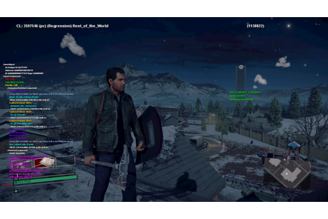Watch 14 minutes of Dead Rising 4 gameplay - VG247