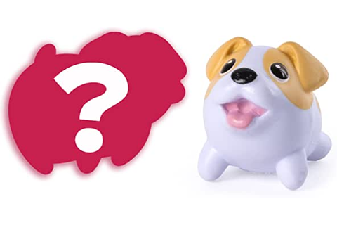 Amazon.com: NEW! Chubby Puppies & Friends Babies Blind Bag ...