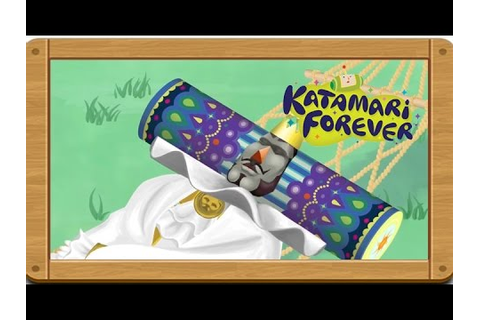 Katamari Forever (PS3) - Video Game Teacher - YouTube
