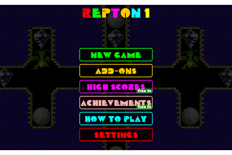 Repton 1 APK 1.0.17 - Free Puzzle Apps for Android