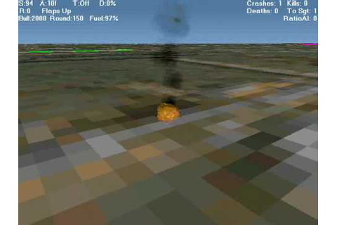 Air Attack Game - YouTube
