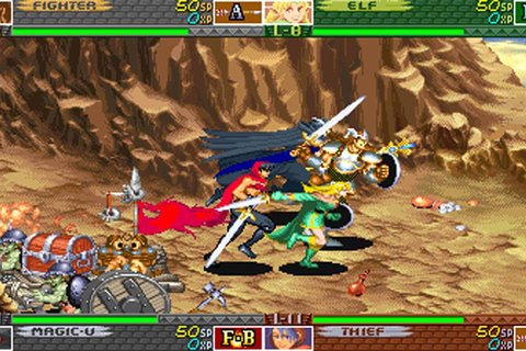 Capcom's arcade-era Dungeons and Dragons games listed for ...