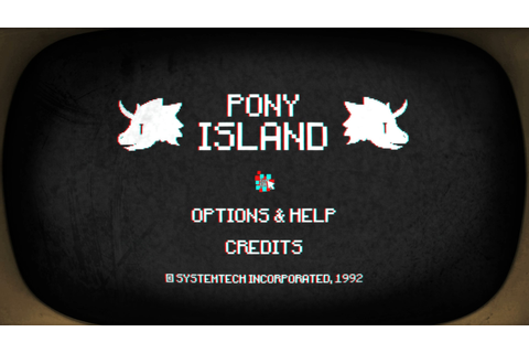 Pony Island on Steam