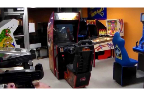 "Midway's Off Road Challenge DELUXE 33"" Monitor Arcade Game ..."