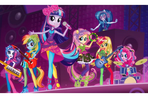 MLP Rainbow Rocks: Battle of the Bands | NuMuKi