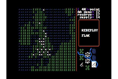 Europe Ablaze for the Apple II - YouTube