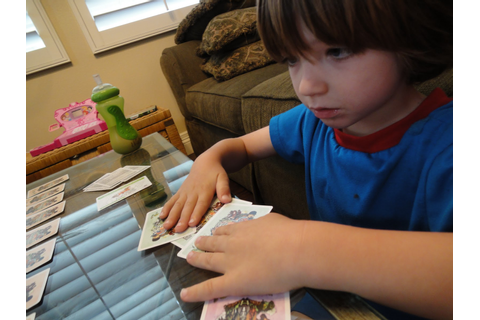 OC Mom Blog: Perfect Stride Horse Card Game