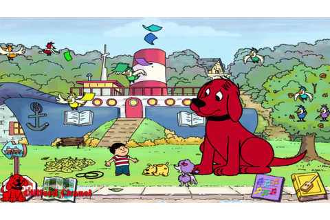 Clifford the Big Red Dog : Clifford's Musical Memory Games ...