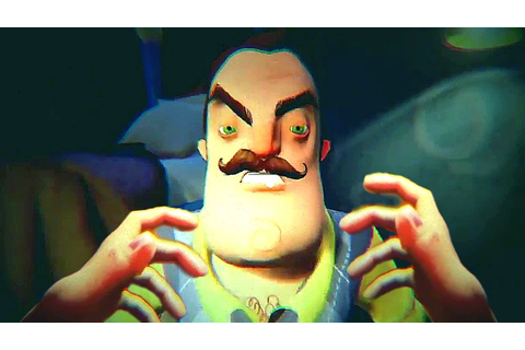 HELLO NEIGHBOR Gameplay Demo Walkthrough (Horror Game ...