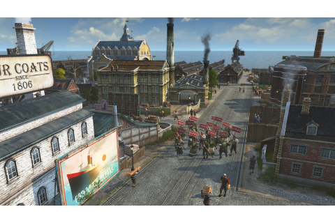 Anno 1800 Open Beta starts this week, looks to be another ...