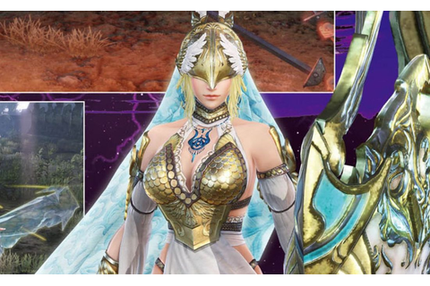Warriors Orochi 4 Introduces Athena and More With New ...