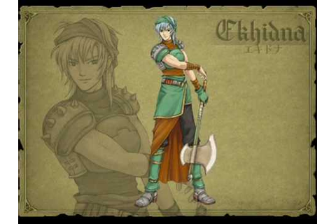 Fire Emblem 6: Fūin no Tsurugi Music: The Frontier - YouTube