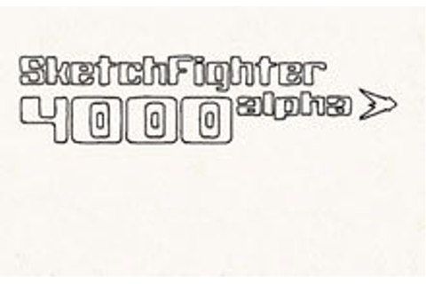 SketchFighter 4000 Alpha (disabled) | macgamestore.com