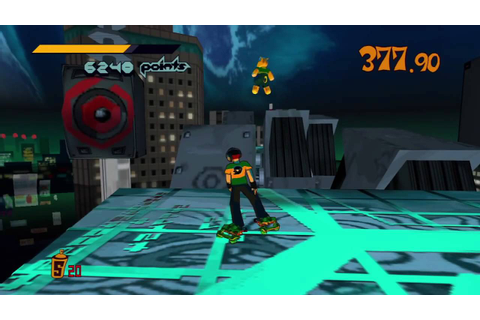 Jet Set Radio HD - Final Groove (Final Boss) - YouTube
