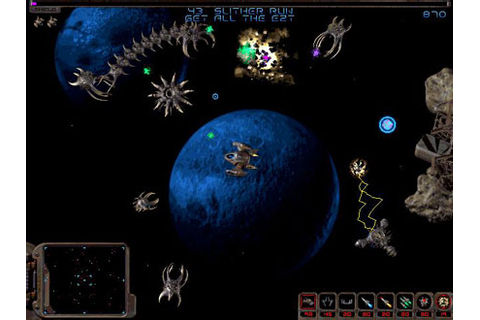 Full Swarm - Space Invaders version for Windows.