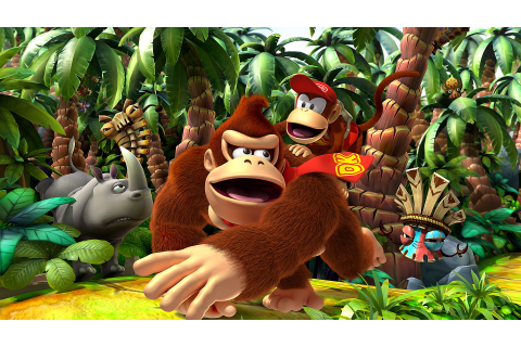 Donkey Kong Country Returns HD Wallpaper | Background ...