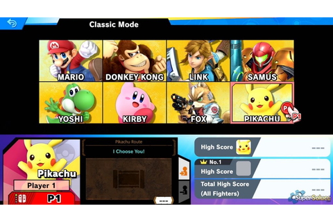 SSBU – How to unlock characters | Game of Guides