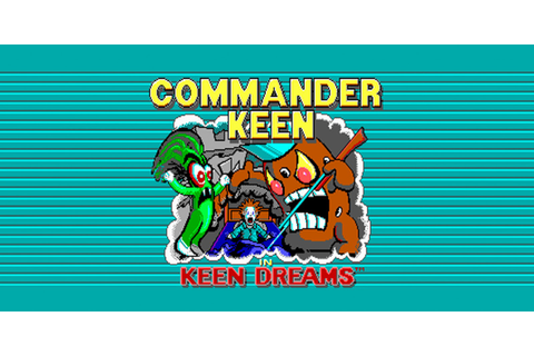 Commander Keen in Keen Dreams | Nintendo Switch download ...