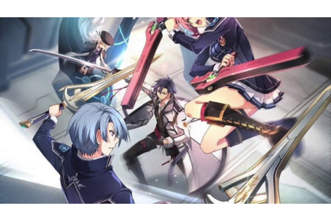 The Legend of Heroes: Trails of Cold Steel 3, PlayStation ...