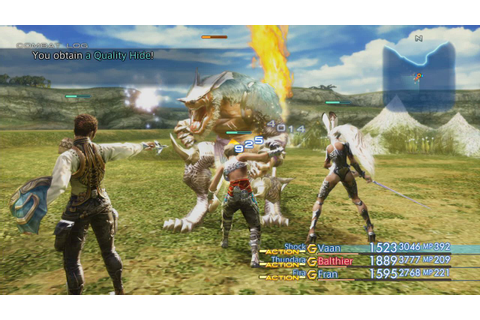 Final Fantasy XII: The Zodiac Age Gets New Gorgeous ...