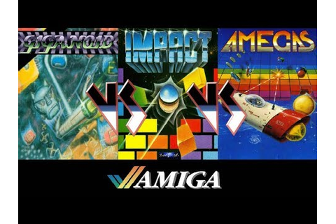 GIGANOID vs IMPACT vs AMEGAS (AMIGA) - WHICH IS BEST ...