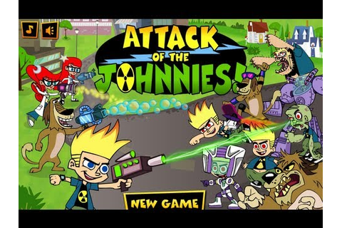 ATTACK JOHNNIES-Game Show - YouTube