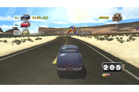 Cars : La coupe internationale de Martin - PS3 - ArgusJeux ...