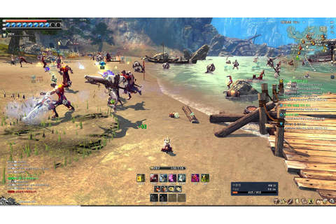 Blade & Soul Online Level 40 Faction PvP and PvE Warzone ...