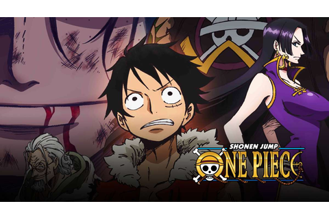 Stream & Watch One Piece Episodes Online - Sub & Dub