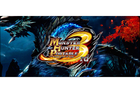 Monster Hunter Portable 3rd PSP, WiiU, Wii game - Mod DB