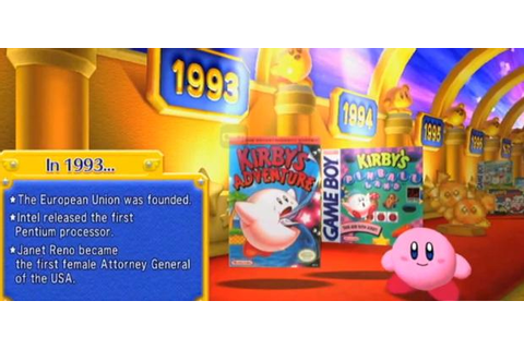 SuperPhillip Central: Kirby's Dream Collection: Special ...