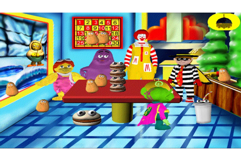 Mission to McDonaldland (CD-Rom, 1999) - YouTube