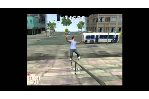 Street Skate: Bay City Grind (Street Sesh 3) Gameplay (PC ...